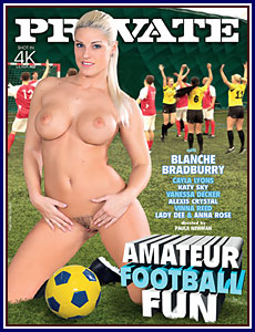 Amateur Football Fun Porn DVD