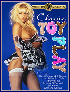 Classic Toy Play Porn DVD