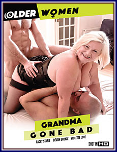 Grandma Gone Bad Porn DVD