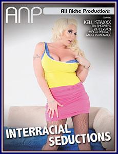Interracial Seductions Porn DVD