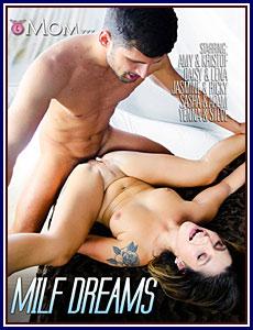 MILF Dreams Porn DVD