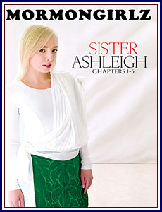 Sister Ashleigh: Chapters 1-5 Porn DVD