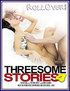 Threesome Stories 4 Porn DVD