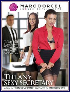 Tiffany, Sexy Secretary Porn DVD