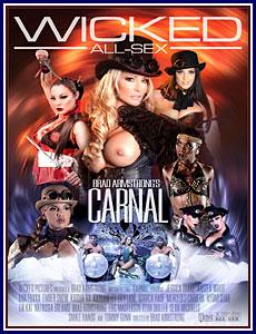 Carnal Porn DVD