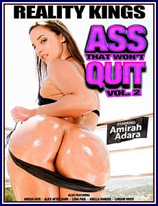 Ass That Won't Quit 2 Porn DVD