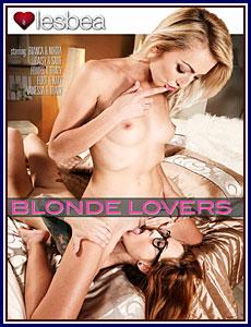 Blonde Lovers Porn DVD