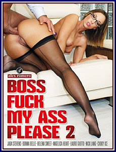 Boss Fuck My Ass Please 2 Porn DVD