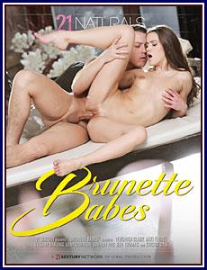 Brunette Babes Porn DVD