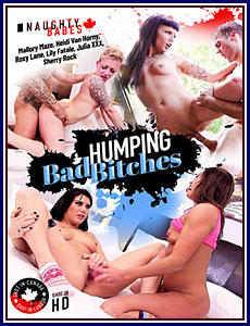 Humping Bad Bitches Porn DVD