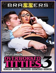 Overworked Titties 3 Porn DVD