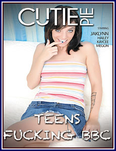 Teens Fucking BBC Porn DVD