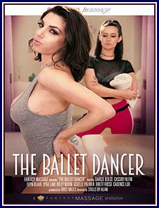 The Ballet Dancer Porn DVD
