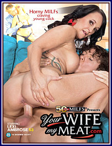 Your Wife My Meat Porn DVD