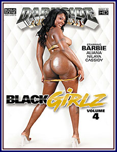 Black Girlz 4 Porn DVD