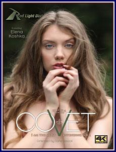 Covet Porn DVD