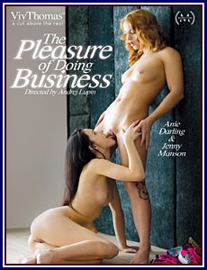 The Pleasure of Doing Business Porn DVD