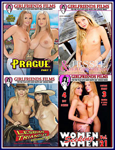 Older/Younger 50 4-Pack Porn DVD