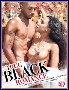 True Black Romance Porn DVD