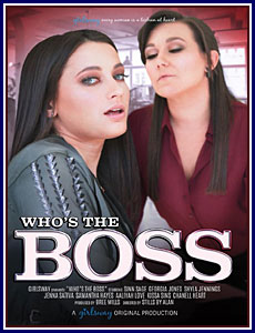 Who's The Boss Porn DVD