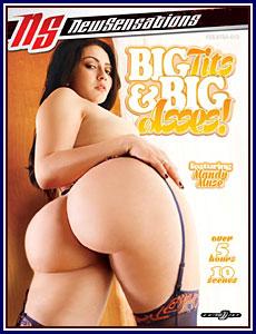 Big Tits and Big Asses Porn DVD