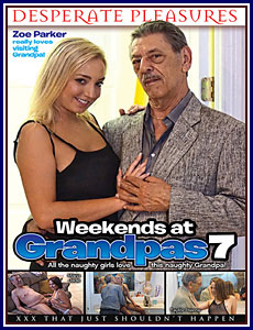Weekends At Grandpas 7 Porn DVD