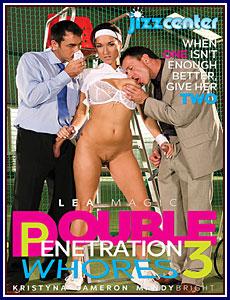 Double Penetration Whores 3 Porn DVD
