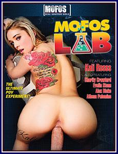 MOFOs Lab Porn DVD