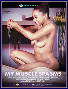 My Muscle Spasms Porn DVD