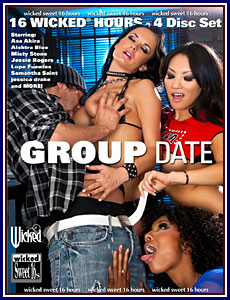 Group Date Porn DVD