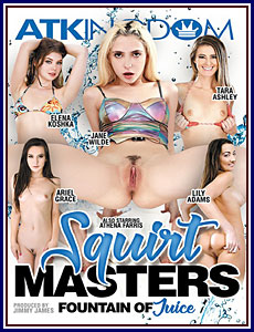 Squirt Masters: Fountain of Juice Porn DVD