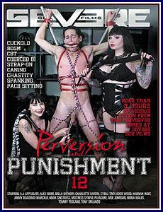 Perversion and Punishment 12 Porn DVD