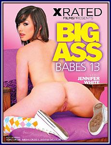 Big Ass Babes 13 Porn DVD