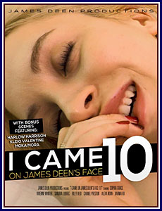 I Came On James Deen's Face 10