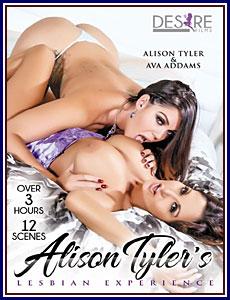Alison Tyler's Lesbian Experience Porn DVD