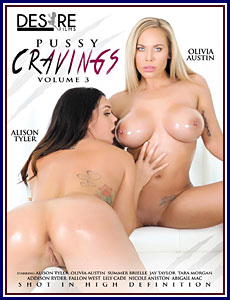 Pussy Cravings 3 Porn DVD