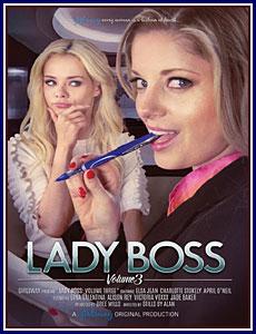 Lady Boss 3 Porn DVD