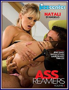 Ass Reamers 2 Porn DVD