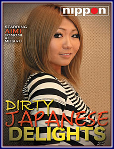 Dirty Japanese Delights Porn DVD