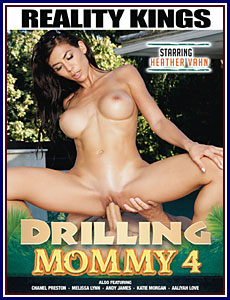 Drilling Mommy 4 Porn DVD