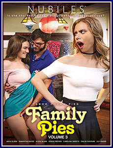 Family Pies 3 Porn DVD