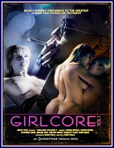 Girlcore Porn DVD