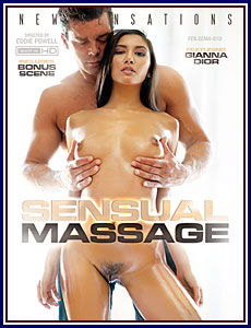 Sensual Massage Porn DVD