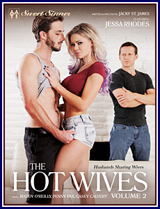 The Hot Wives 2 Porn DVD