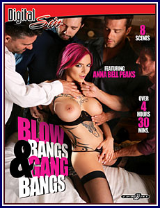 Blowbangs And Gangbangs Adult Dvd