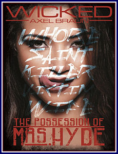 The Possession of Mrs. Hyde Porn DVD