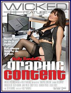 Graphic Content Porn DVD
