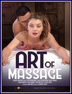 Art of Massage Porn DVD