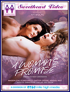 A Woman's Promise Porn DVD