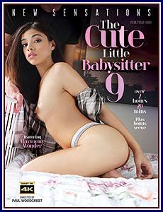 The Cute Little Babysitter 9 Porn DVD
